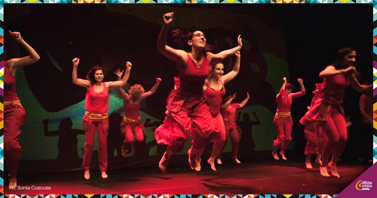 Danza Africana Trieste
