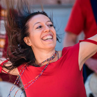 Donatella Bolognini Danza Africana Trieste