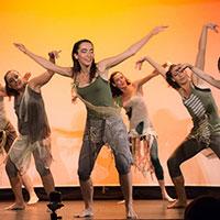 Corso danza africana trieste