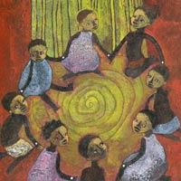 Corso di danza africana per bambini