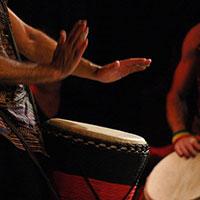 corso di percussioni africane trieste