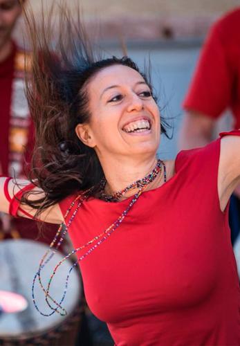 Donatella Bolognini Danza Africana