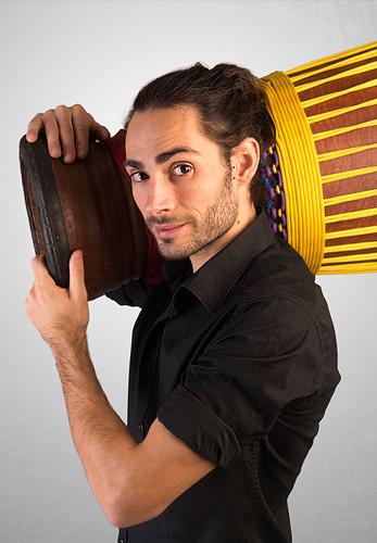 Luca Zugna Percussioni Africane