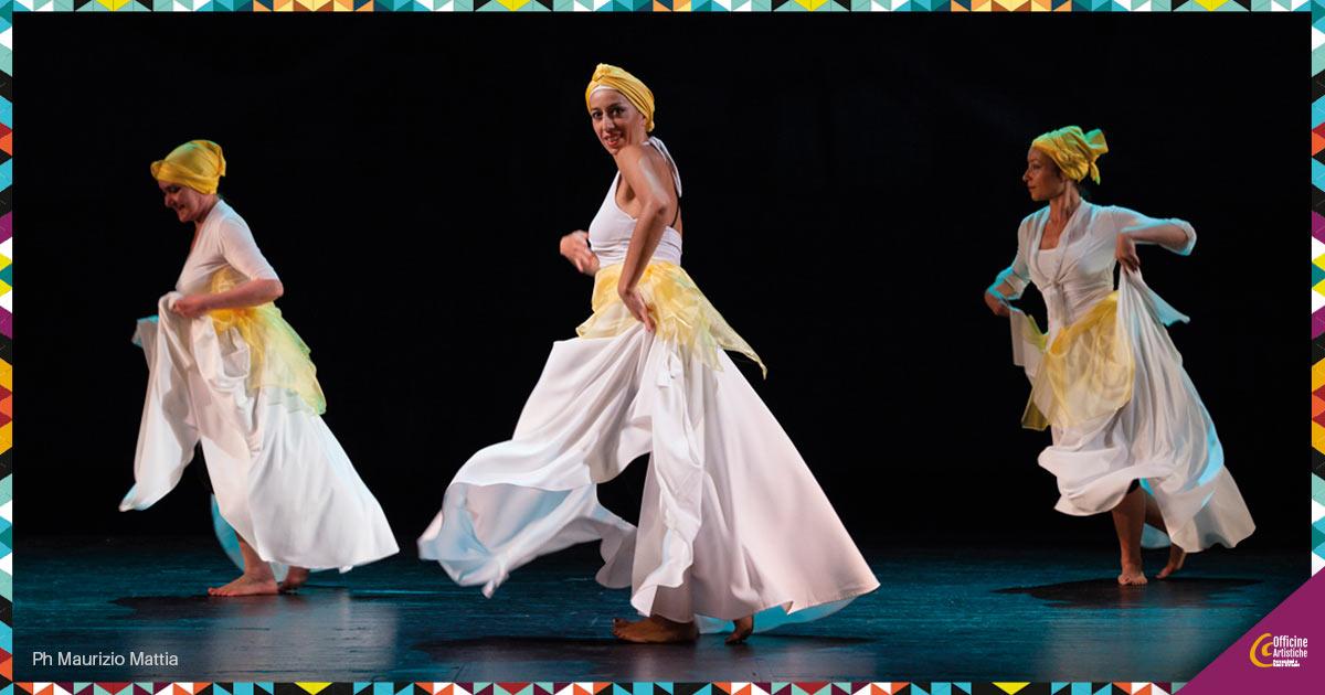 Laboratorio di Danza Africana ed Afrocubana