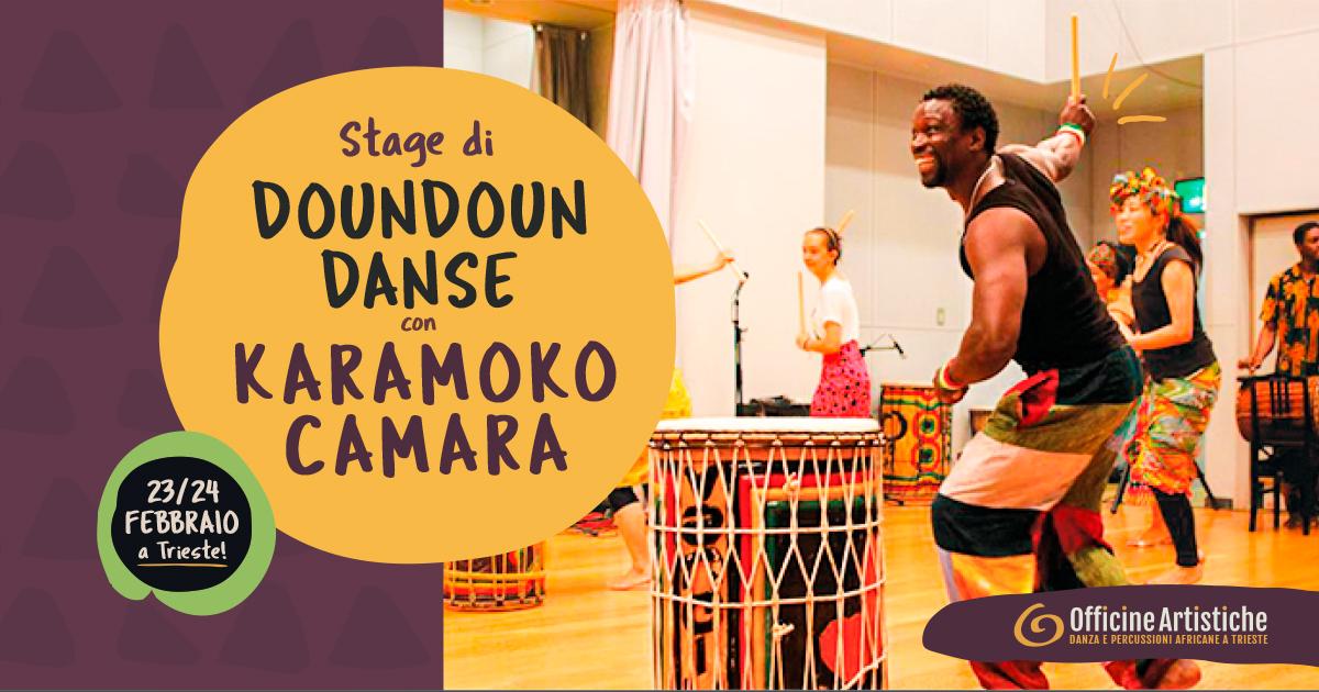 Danza africana a Trieste