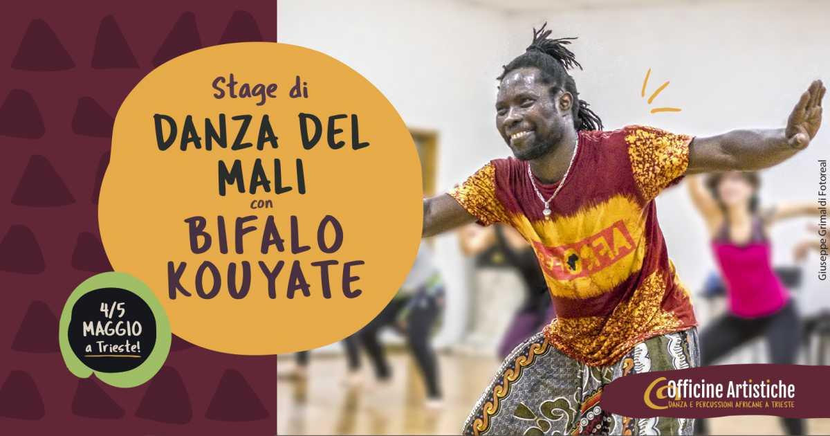 Danza Africana Bifalo Kouyate