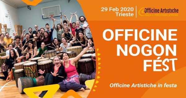 Officine Artistiche Nogon Fest 2020